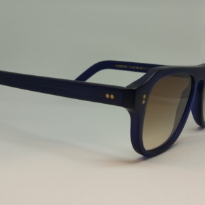 Cutler And Gross Modelo 0822-2 navy blue lateral