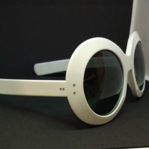 Oliver Goldsmith modelo koko white lateral